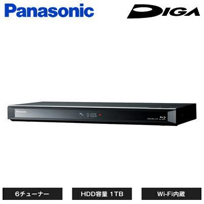 パナソニック ディーガ ブルーレイディスクレコーダー 1TB HDD内蔵 6番組同時録画 DMR-BRG1030 4K対応【送料無料】【KK9N0D18P】