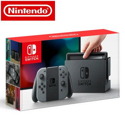 【即納】【新品】 任天堂 ニンテンドースイッチ Nintendo Switch 本体 HAC-S-KAAAA Joy-Con (L) / (R) グレー 【送料無料】【KK9N0D18P】
