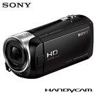 【即納】ソニー ビデオカメラ ハンディカム 32GB HDR-CX470-B ブラック 【送料無料】【KK9N0D18P】