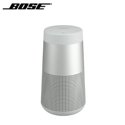 Bose ワイヤレス スピーカー SoundLink Revolve Bluetooth speaker 360°サウンド 防滴 SoundLinkRevolveGRY ラックスグレー【送料無料】【KK9N0D18P】