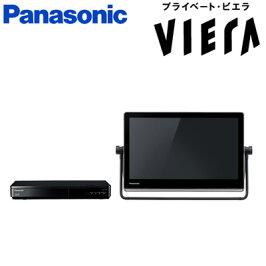パナソニック15V型ポータブル地上・BS・110度CSデジタルテレビプライベート・ビエラUN-15TD7-Kブラック500GB
