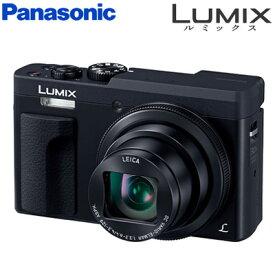パナソニック コンパクトデジタルカメラ ルミックス TZ90 ブラック DC-TZ90-K 光学30倍ズーム LUMIX【送料無料】【KK9N0D18P】