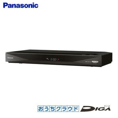 パナソニック ブルーレイディスク レコーダー おうちクラウドディーガ Ultra HD ブルーレイ再生対応 3チューナー 1TB HDD内蔵 DMR-UBZ1030【送料無料】【KK9N0D18P】