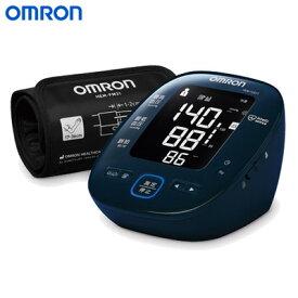 【即納】オムロン 上腕式血圧計 HEM-7281T ダークネイビー【送料無料】【KK9N0D18P】