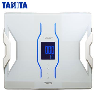 タニタ デュアルタイプ体組成計 インナースキャンデュアル RD907-WH ホワイト【送料無料】【KK9N0D18P】