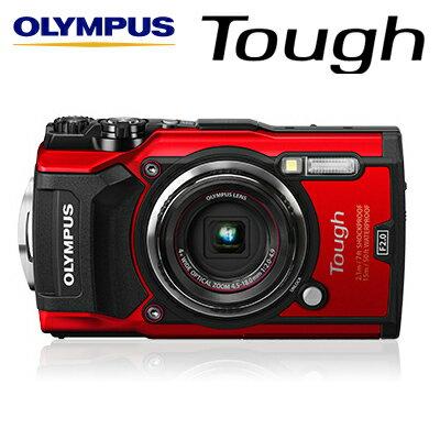 【即納】オリンパス コンパクトデジタルカメラ Tough TG-5 TG-5-RED レッド 【送料無料】【KK9N0D18P】
