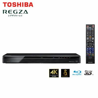 東芝 レグザ ブルーレイディスクレコーダー 時短 1TB HDD内蔵 3番組同時録画 4K対応 DBR-T1008【送料無料】【KK9N0D18P】