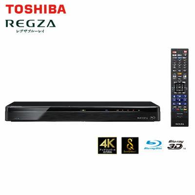 東芝 レグザ ブルーレイディスクレコーダー 時短 3TB HDD内蔵 3番組同時録画 4K対応 DBR-T3008【送料無料】【KK9N0D18P】