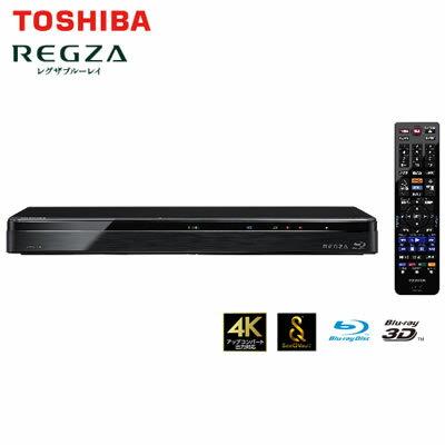 東芝 レグザ ブルーレイディスクレコーダー 時短 1TB HDD内蔵 2番組同時録画 4K対応 DBR-W1008【送料無料】【KK9N0D18P】