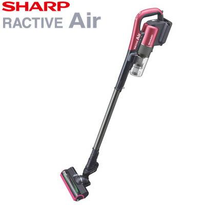 シャープ 掃除機 コードレススティッククリーナー ラクティブ エア EC-AR2S-P ピンク系 RACTIVE Air【送料無料】【KK9N0D18P】