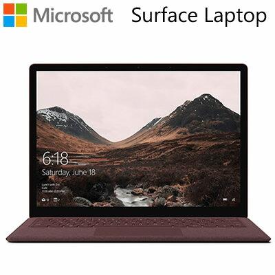 マイクロソフト 13.5インチ ノートパソコン Surface Laptop DAG-00108 バーガンディ サーフェス ラップトップ【送料無料】【KK9N0D18P】