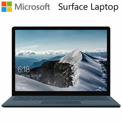 【ポイント最大43倍!〜10/26(金)1:59迄】マイクロソフト 13.5インチ ノートパソコン Surface Laptop DAG-00109 コバルトブルー サーフェス ラップトップ【送料無料】【KK9N0D18P】