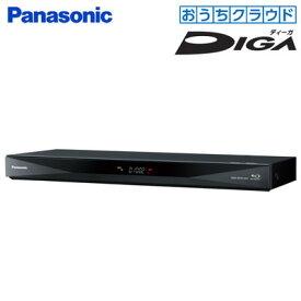 パナソニック ブルーレイディスクレコーダー おうちクラウドディーガ 2チューナー 1TB HDD内蔵 DMR-BRW1050【送料無料】【KK9N0D18P】