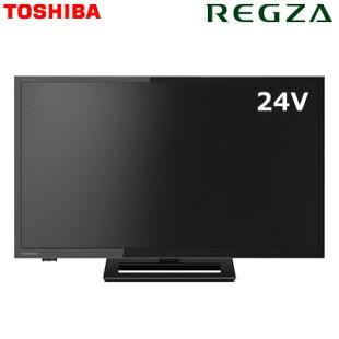 東芝24V型液晶テレビレグザS22シリーズ外付けHDD対応24S22