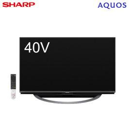 シャープ40V型液晶テレビ4K対応アクオスAJ1ライン4T-C40AJ1