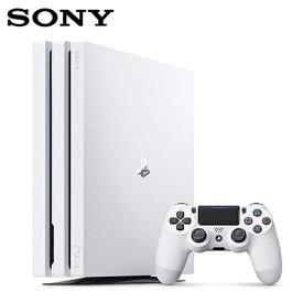 【新品】ソニー PS4 Pro 本体 プレステ4 Pro 1TB プレイステーション4 プロ CUH-7200BB02 グレイシャー・ホワイト PlayStation【送料無料】【KK9N0D18P】