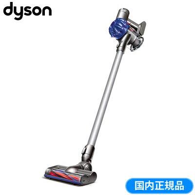 【即納】ダイソン 掃除機 V6 スリム サイクロン式 コードレスクリーナー DC62SPL 国内正規品【送料無料】【KK9N0D18P】