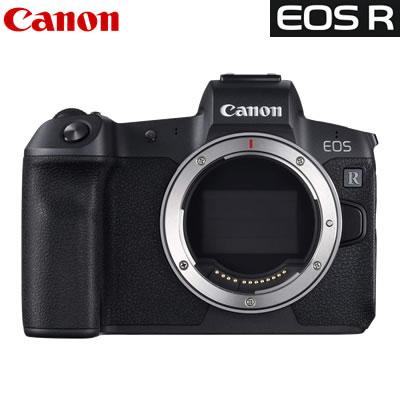 キヤノン EOS R フルサイズミラーレス一眼 ボディー デジタル一眼カメラ EOSR【送料無料】【KK9N0D18P】