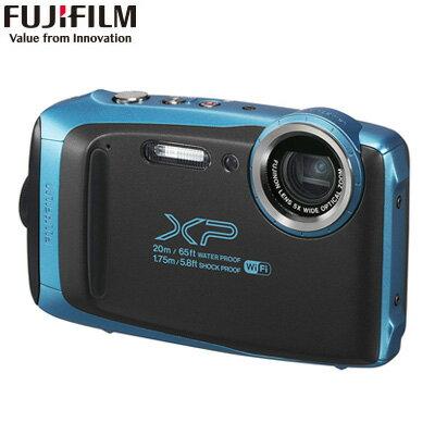 富士フイルム デジタルカメラ FinePix XP130 FX-XP130SB スカイブルー【送料無料】【KK9N0D18P】