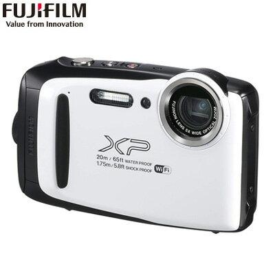 富士フイルム デジタルカメラ FinePix XP130 FX-XP130WH ホワイト【送料無料】【KK9N0D18P】