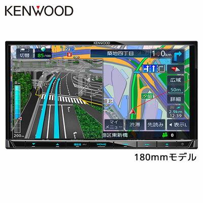 ケンウッド カーナビ 7V型 180mmモデル 彩速ナビ MDV-L505 地デジ【送料無料】【KK9N0D18P】