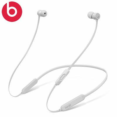 【即納】beats by dr.dre ワイヤレス イヤホン BeatsX Bluetooth対応 MTH62PAA サテンシルバー MTH62PA/A【送料無料】【KK9N0D18P】