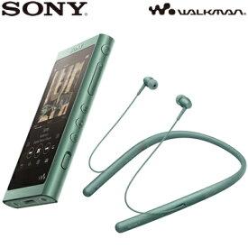 ソニー ウォークマン Aシリーズ NW-A50シリーズ 16GB WI-H700同梱モデル NW-A55WI-G ホライズングリーン 2018年モデル SONY WALKMAN【送料無料】【KK9N0D18P】