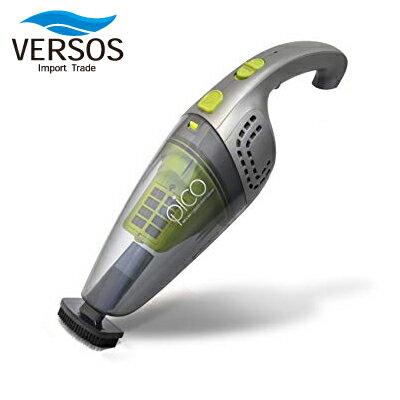 【即納】ベルソス 掃除機 WET&DRY コードレスハンディクリーナーPico ピコ 充電式クリーナー VS-6003 VERSOS【送料無料】【KK9N0D18P】
