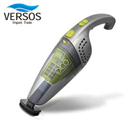 ベルソス 掃除機 WET&DRY コードレスハンディクリーナーPico ピコ 充電式クリーナー VS-6003 VERSOS【送料無料】【KK9N0D18P】