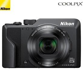 ニコン デジタルカメラ COOLPIX A1000 COOLPIX-A1000-BK ブラック【送料無料】【KK9N0D18P】