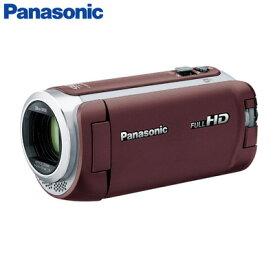 パナソニック デジタルハイビジョンビデオカメラ 64GBメモリー内蔵 HC-W590M-T ブラウン【送料無料】【KK9N0D18P】