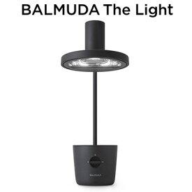 【キャッシュレス5%還元店】バルミューダ デスクライト BALMUDA The Light L01A-BK ブラック【送料無料】【KK9N0D18P】
