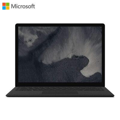 マイクロソフト ノートパソコン 13.5インチ Surface Laptop 2 LQN-00055 ブラック サーフェス【送料無料】【KK9N0D18P】