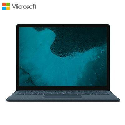 マイクロソフト ノートパソコン 13.5インチ Surface Laptop 2 LQQ-00059 コバルトブルー サーフェス【送料無料】【KK9N0D18P】