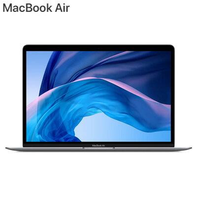 Apple 13.3インチ MacBook Air Retinaディスプレイ MRE92J/A MRE92JA スペースグレイ アップル【送料無料】【KK9N0D18P】
