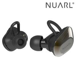 NUARL完全ワイヤレスイヤホンNT01AX-BGブラックゴールドHDSS採用Bluetooth5対応耐水ヌアール