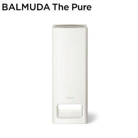 【タイムセール】【キャッシュレス5%還元店】バルミューダ ザ ピュア 空気清浄機 BALMUDA The Pure A01A-WH ホワイト【送料無料】【KK9N0D18P】