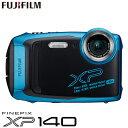 【キャッシュレス5%還元店】富士フイルム タフネスカメラ FinePix XP140 防水 耐衝撃 防塵 耐寒 4K動画 デジタルカメ…