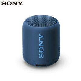 ソニーワイヤレスポータブルスピーカーSRS-XB12-LブルーSONY