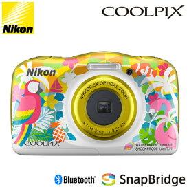 【即納】ニコン コンパクトデジタルカメラ COOLPIX W150 リゾート COOLPIX-W150-RS 防水 防塵 耐衝撃【送料無料】【KK9N0D18P】