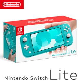 【お一人様1台限り】【新品】 任天堂 ニンテンドースイッチ ライト Nintendo Switch Lite 本体 HDH-S-BAZAA ターコイズ【送料無料】【KK9N0D18P】【0801FS】