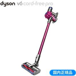 ダイソン掃除機DysonV6Cord-FreeProSV07WHENTFUサイクロン式コードレスクリーナーSV07WHENTFU国内正規品