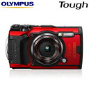 【即納】【キャッシュレス5%還元店】オリンパス Tough TG-6 タフネス コンパクトデジタルカメラ 水中撮影モード搭載 …
