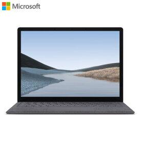 マイクロソフト ノートパソコン 13.5インチ Surface Laptop 3 V4C-00018 プラチナ サーフェス【送料無料】【KK9N0D18P】