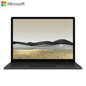 マイクロソフト ノートパソコン 15インチ Surface Laptop 3 V9R-00039 ブラック サーフェス【送料無料】【KK9N0D18P】