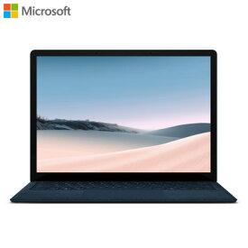 マイクロソフト ノートパソコン 13.5インチ Surface Laptop 3 VEF-00060 コバルトブルー サーフェス【送料無料】【KK9N0D18P】