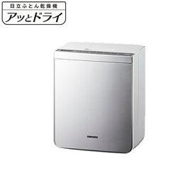 日立 ふとん乾燥機 アッとドライ HFK-VS2000-S プラチナ【送料無料】【KK9N0D18P】