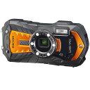 リコー デジタルカメラ WG-70 WG-70-OR オレンジ【送料無料】【KK9N0D18P】