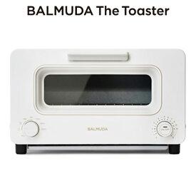 【即納】バルミューダ トースター BALMUDA The Toaster スチームトースター K05A-WH ホワイト 2020年秋モデル【送料無料】【KK9N0D18P】