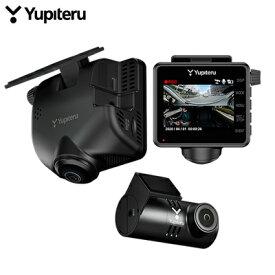 【即納】ユピテル 全周囲360°&リアカメラ ドライブレコーダー マルミエ marumie Q-30R 前後2カメラ【送料無料】【KK9N0D18P】